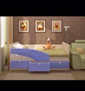 Дельфин кроватки