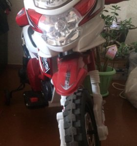 Электро-мотоцикл детский
