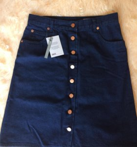 Юбка джинсовая р.44-46