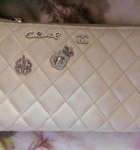 Новый клатч-кошелёк
