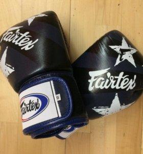Боксёрские перчатки Fairtex BGV1 12oz(L)
