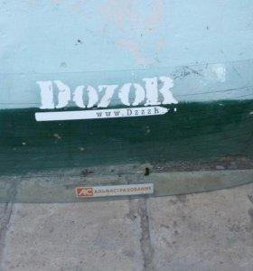 Заднее стекло на Ваз 2107