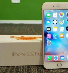 Айфон 6s plus 64гига