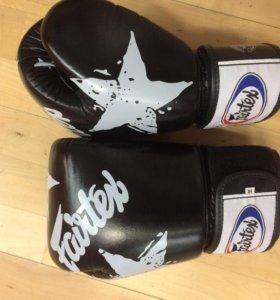 Боксерские перчатки Fairtex BGV1 14oz (XL)