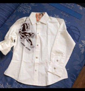 Рубашка детская рост 146-152