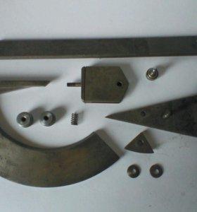Угломер с нониусом УМ-127