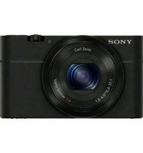Фотоаппарат Sony DSC-RX 100