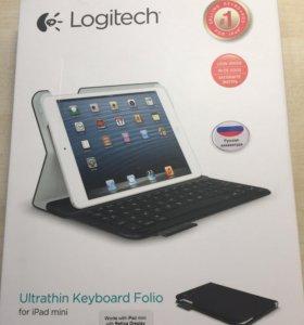 Logitech; Ultrathin Keyboard Folio for iPad mini