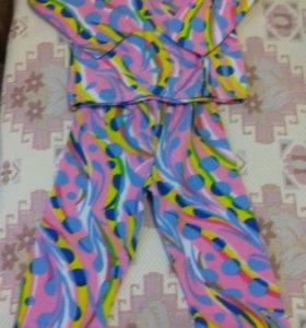 Пижамка махра