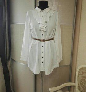 Новая блузка рубашка