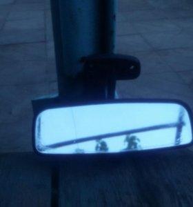 Зеркало заднего вида на Ваз 2107
