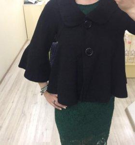 Накидка-пальто