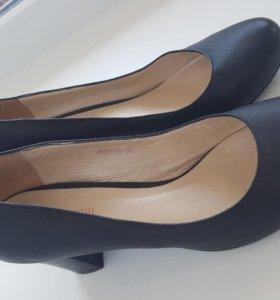 Туфли кожаные Mar-tochi