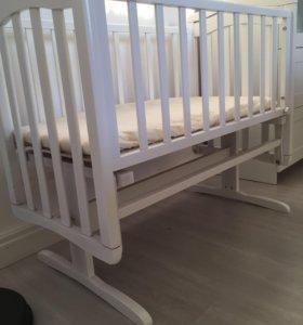Кроватка-люлька Гандылян Лили