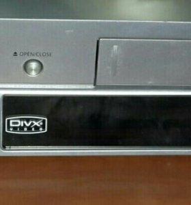 DVD -vhs