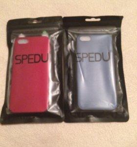 Чехлы SPEDU на IPhone 5,5S,SE