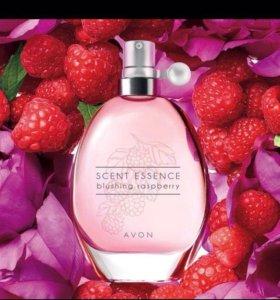 scent essence blushing raspberry от Avon