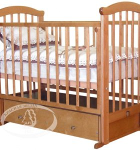 Кроватка с матрасиком 🛏