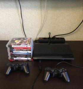 Игровая приставка Sony PS3 500 Гб
