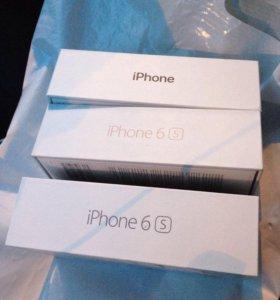 Коробки от iPhone 6s , 6