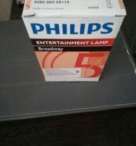 Philips металогалогенная лампа