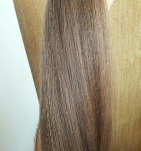 Волосы натуральные 60 см