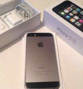 Новый 5s 16 gb iPhone Айфон Телефон
