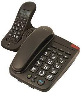Радиотелефон Voxtel Concept Combo BB7300