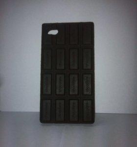 Чехол - шоколадка для iPhone 4