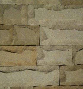 """Плитка из песчаника""""Колотый камень"""""""