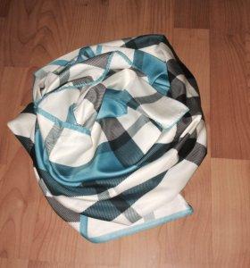 шарф платок палантин burberry