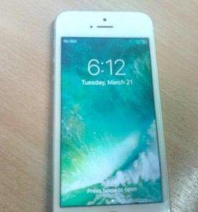 Iphone 5 (32gb белый)