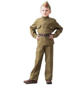 Детская военная форма ( новая)