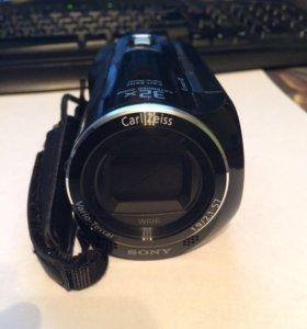 Видеокамера Sony handycam HDR-PJ220E с проектором