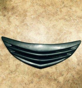 Решетка радиатора Mazda 3 без торга