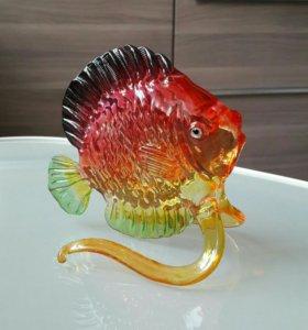 Декор рыбка