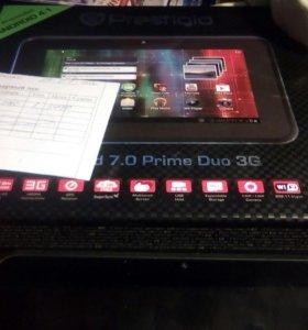 Планшет Prestigio MultiPad 7.0 Prume Duo 3G