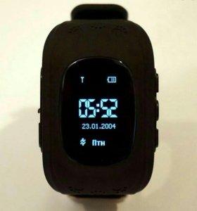 Детские умные часы Baby Watch Q50, черные