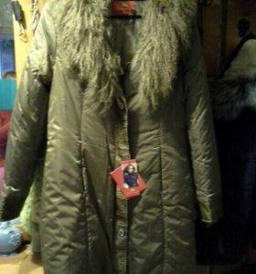 Новое пальто на синдепоне