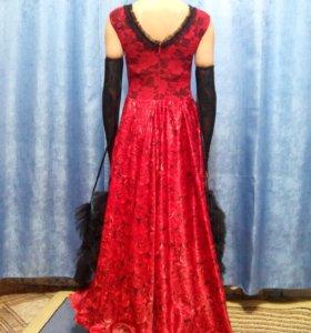Платье для бальных танцев ST-Ю1