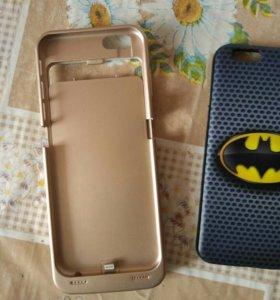 Батарея чехол айфон 6s