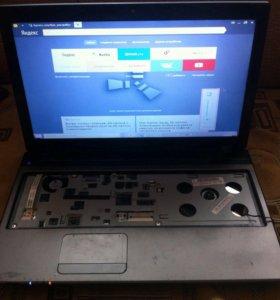 Ноутбук aser Aspire5750