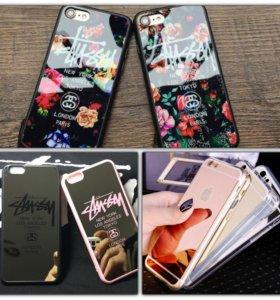 Новые чехлы на iPhone 5/5s и 6/6s