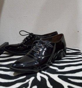 Туфли. Ботинки.