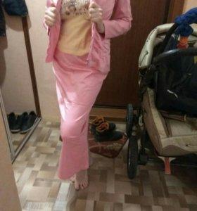Новая Оригинальная юбка Alba moda
