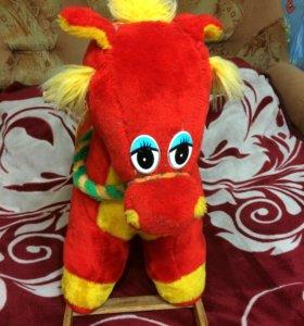 Качалка-конь