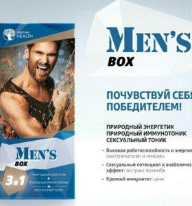 MEN'S BOX