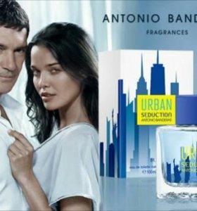 Urban Seduction Blue Antonio Banderas