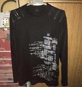 Мужеской утеплённый свитер (50размер)