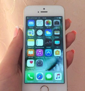 Новый Iphone 5S 16гиг